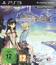 Atelier Shallie: Alchemists of the Dusk Sea (Sony PlayStation 3, 2015 ) PS3 neu