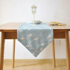 Table Cloth Pastoral Simple European Cloth Embroidered Cotton Table Runner