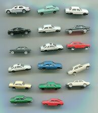 17 mixed cars    by WIKING        N Gauge