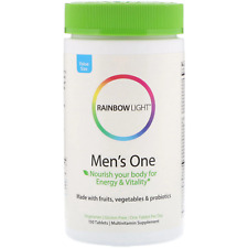 Rainbow Light, Natural Multivitamin, Men's One -  150 Tablets