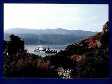 TURKEY - TURCHIA - Cartolina - 1984 - Antalya, Kekova island, Boatyard Bay