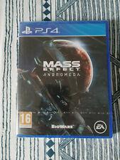 Mass Effect Andromeda - Nuevo - Edicion  España - PS4 - Playstation 4
