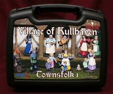 Reaper Miniatures 10029: The Village of Kullhaven: Townsfolk I - Box Sets Set