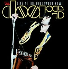 "THE DOORS ""LIVE AT THE HOLLYWOOD BOWL"" PREMIUM QUALITY USED LP (NM/VG+)"