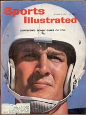 1962 Sonny Gibbs TCU Horned Frogs Sports Illustrated