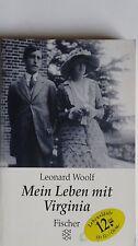 T214-Leonard Woolf-Ma vie avec Virginie 1994