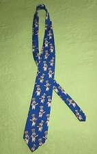 Ralph Marlin Pillsbury  DOUGH BOY Tie NECKTIE 151014 Clean Vintage Baker Neck Ad