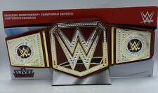WWE red LIVE ACTION  Universal  CHAMPIONSHIP TITLE wrestling belt 2019 Mattel