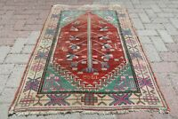 "Turkish Rug Carpet Door Mat Bedroom Rug Small Carpet Tapis Teppiche 35,4""X48"""