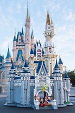 Lego 71040 Disney Castle Cinderella Mickey Castle Ready To Ship collectors