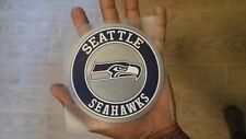 Seattle Sea Hawks Sil 00004000 Ica Gel cling sticker - Big