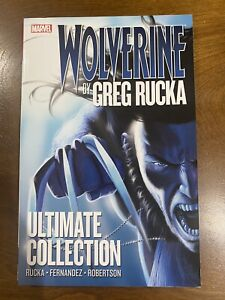 Wolverine Ultimate Collection Vol 2 Marvel Comics 2004 TPB GN OOP NEW Greg Rucka