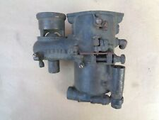 Early Brass Webber Carburetor Model C Original Vintage Car Truck Tractor