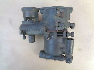 Early BRASS WEBBER CARBURETOR Model C Original Vintage car truck tractor