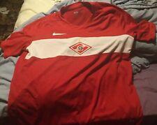 Spartak Moscow (russia) Home Football Shirt