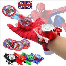 Super Eroe Lanciatori Guanti Spider-Man Iron Man Hulk Bambini Ragazzi Cosplay