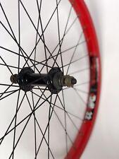 Alexs Rims DM 22 Front Wheel 36H BMX Old School