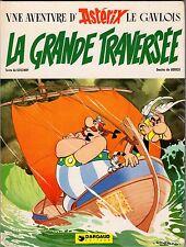 fumetto ASTERIX LA GRANDE TRAVERSEE FRANCESE ED. DARGAUD