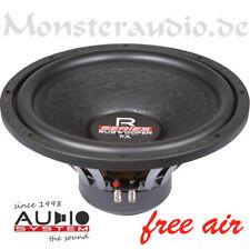AUDIO SYSTEM R-15 FA 38cm free air Subwoofer 650 Watt Auto Woofer Radion R15FA