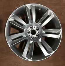 "Genuine Jaguar XF XFR 20"" Nevis Supercharged Silver Alloy Wheel 9 1/2Jx20 46off"