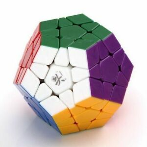 DaYan Megaminx Dodecahedron Magic Cube Puzzle For Challenge