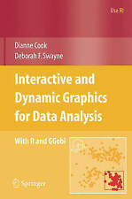 Interactive and Dynamic Graphics for Data Analysis: With R and GGobi (Use R!), A