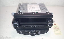 2015 Chevrolet Sonic AM FM AUX XM MP3 USB CD Player OEM 95242290 #6786