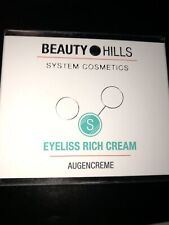 Beauty Hills Eyelids Rich Cream 15ml Luxus Augencreme