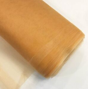 """Tulle Fabric bolt for wedding and decoration 54"""" by 40 yards (120 ft)"""