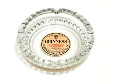 Vintage Guinness Beer Ashtray Made In England Extra Stout Bar Pub Brewery 60s