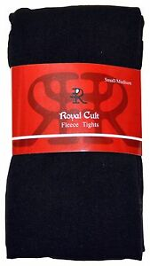Royal Cult - Women's Cozy Thick Fleece Lined Winter Tights
