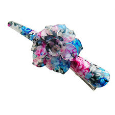 Rose Alligator Hair Clip