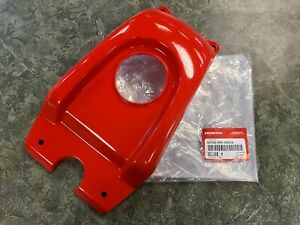 99-04 Honda TRX400EX Red Front Fender Fuel Gas Tank Cover OEM 83700-HN1-000ZA