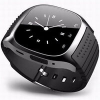 Bluetooth Waterproof Mate Wrist Smart Watch For Android HTC  Samsung iOS iPhone