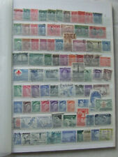 CANADA  Qn VICTORIA to 1992 USED COLLECTION OF STAMPS, SETS & MINI SHEETS