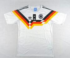 West Germany 1990 World Cup Soccer Jersey Futbol Football Shirt