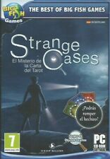 Strange Cases-El Misterio De La Carta Del Tarot CD-ROM, NEW