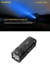 Nitecore Concept 2 LED Torcia Flashlight 6500 lumen Strobe SOS Batteria Beacon