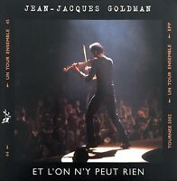 Jean-Jacques Goldman ‎CD Single Et L'on N'y Peut Rien - France (EX/M)