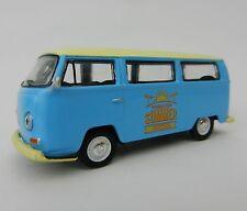 GREENLIGHT 1:64 *BLUE* VW 1969 Volkswagen Type 2 Bus *SUMMER FESTIVAL* NEW!