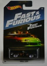 HOT WHEELS HONDA S2000 BLACK #1/8 DIECAST THE FAST AND THE FURIOUS SCALE 1/64