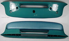 2 Blue Arm Rests for 1957 57 Chevy Bel Air Chevrolet