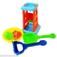 BEACH SAND WHEEL WITH ACCESSORIES SANDPIT SAND BEACH TOYS