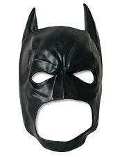 El Caballero Oscuro Asciende Disfraz Accesorio, para hombre de la máscara de Batman 3/4