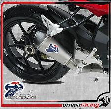 Termignoni MV09094TV MV Agusta Brutale B3 675 2012> Scarico Titanio 94dB Exhaust