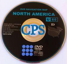 2008 2009 Scion xB xD tC Navigation DVD # U60 Ver 06.1 Rel @ 9/2006 Edition 2007