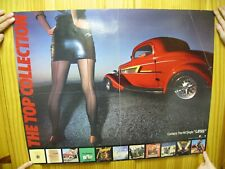 Zz Top Poster Zztop The Top Collection Legs Hot Rod