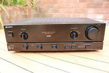 Sony TA-F170 Amplificateur Stéréo Legato linéaire Hi-Fi Distinct Phono Amp Japon