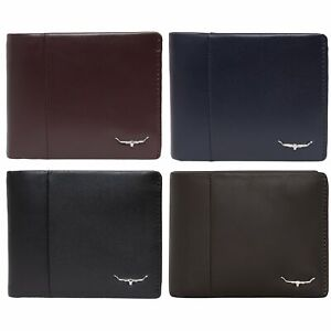 RM Williams Wallet with Coin Pocket - RRP 144.99 - FREE EXPRESS POSTAGE - SALE