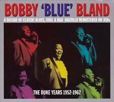 BOBBY 'BLUE' BLAND - THE DUKE YEARS 1952-1962 (NEW SEALED 3CD)
